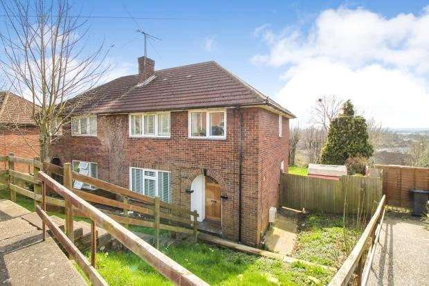 3 Bedrooms Semi Detached House for sale in Brybur Close, Reading, Berkshire, RG2