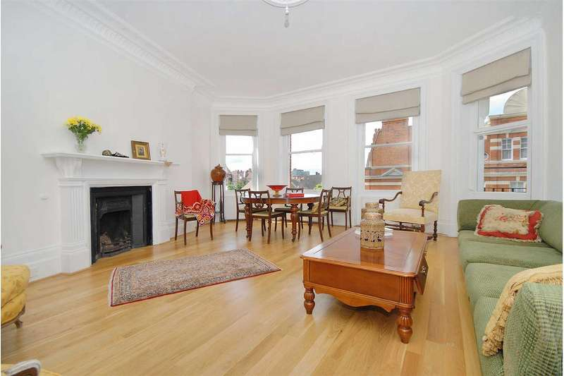 3 Bedrooms Flat for sale in Avonmore Mansions, London W14