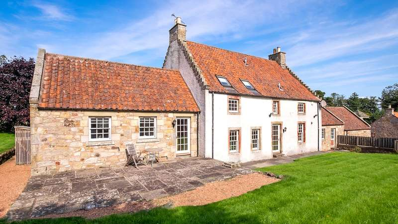 5 Bedrooms Detached House for sale in The Miller's House, 7 Dewars Mill, St. Andrews, Fife, KY16