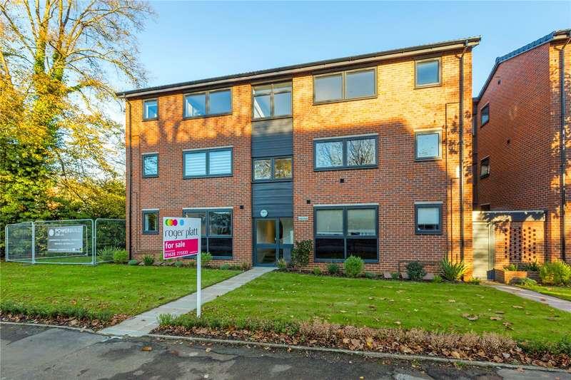 1 Bedroom Flat for sale in Lennox House, Ray Park Avenue, Maidenhead, Berkshire, SL6