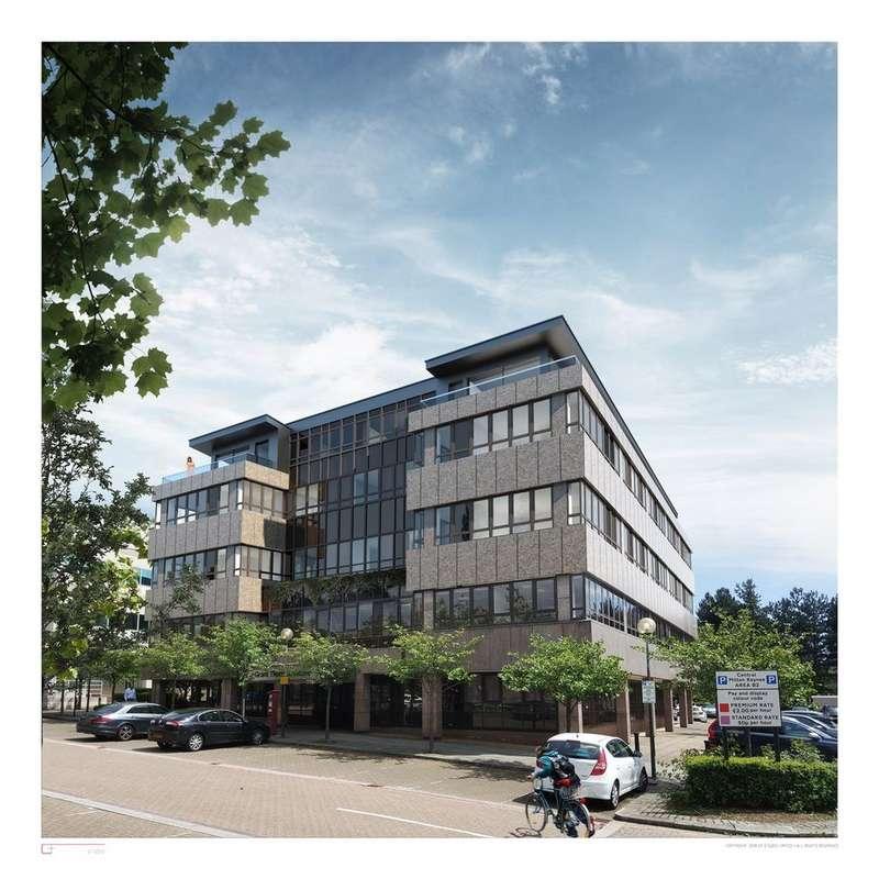 2 Bedrooms Apartment Flat for sale in Silbury Boulevard, Milton Keynes, MK9