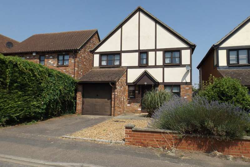 4 Bedrooms Detached House for sale in Byards Green, Potton SG19