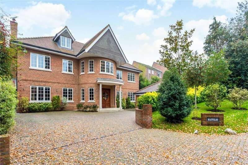 8 Bedrooms Detached House for sale in Kewferry Drive, Northwood, Middlesex, HA6