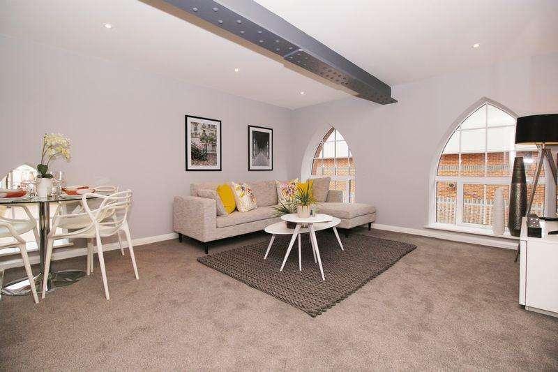 2 Bedrooms Block Of Apartments Flat for sale in Duncan Road, Gillingham