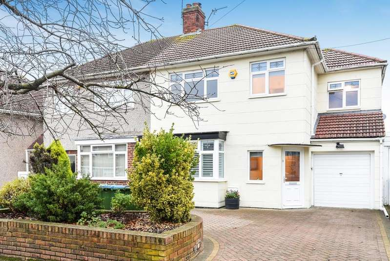 4 Bedrooms Semi Detached House for sale in Dunblane Road London SE9