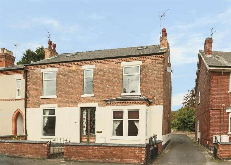 8 Bedrooms Detached House for sale in Elm Avenue, Carlton, Nottingham, NG4 3DD