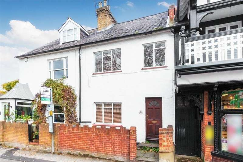 2 Bedrooms Terraced House for sale in The Green, Datchet, Berkshire