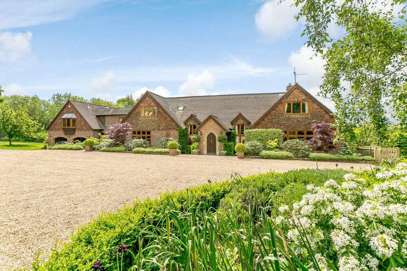 6 Bedrooms Detached House for sale in Spronketts Lane, Bolney, Haywards Heath, West Sussex