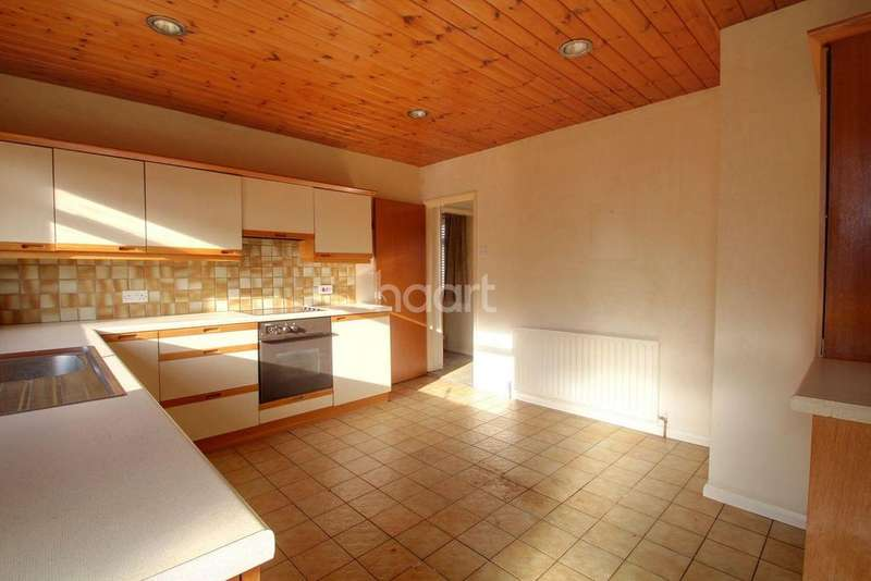 2 Bedrooms Bungalow for sale in Bathurst Road, Evington, Leicester