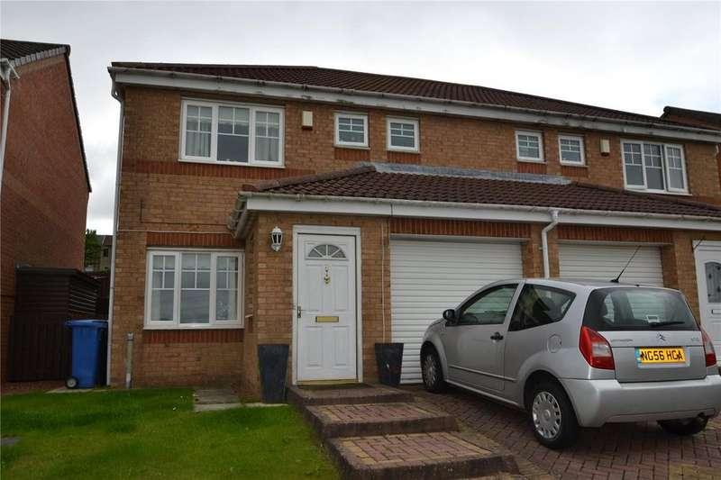 3 Bedrooms Semi Detached House for sale in Meadow View, Wheatley Hill, Co. Durham, DH6