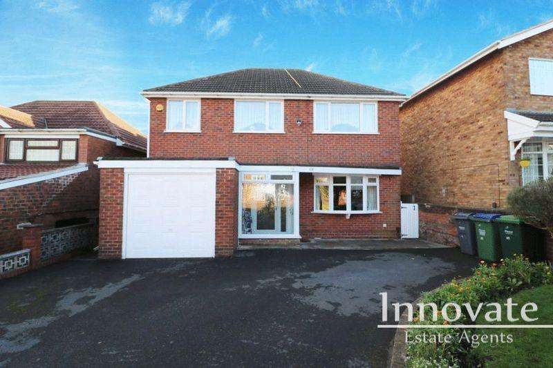 5 Bedrooms Detached House for sale in Tower Road, Oldbury