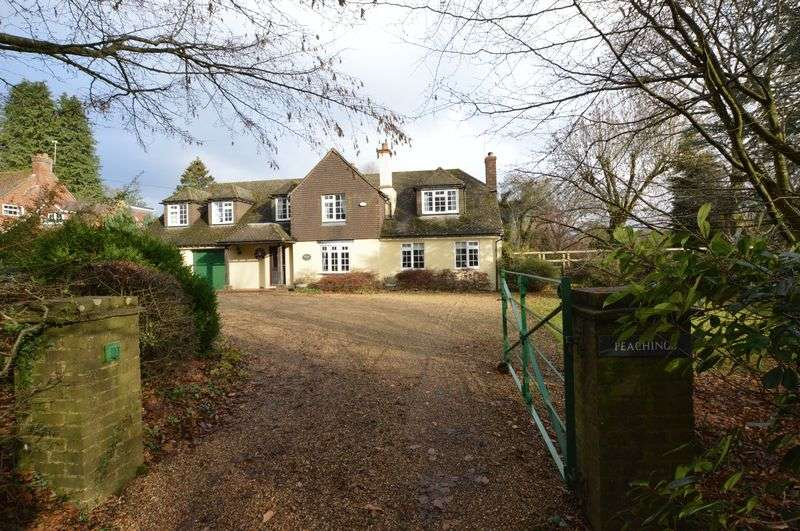 Property for sale in South Town Road Medstead, Alton