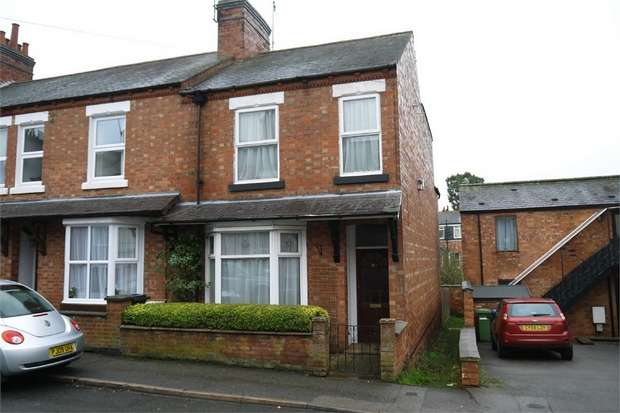 3 Bedrooms End Of Terrace House for sale in Nelson Street, Market Harborough, Leicestershire