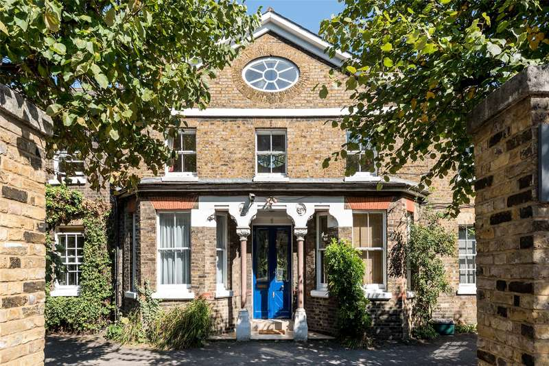 5 Bedrooms Terraced House for sale in St. Martins Almshouses, Bayham Street, London, NW1