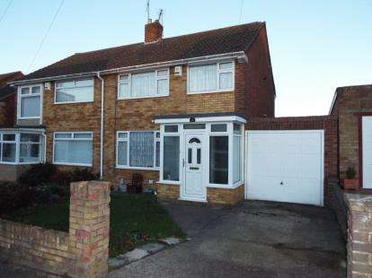 3 Bedrooms Semi Detached House for sale in Clifford Crescent, Luton, Bedfordshire, England
