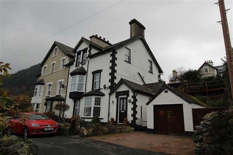 4 Bedrooms End Of Terrace House for sale in Trefriw