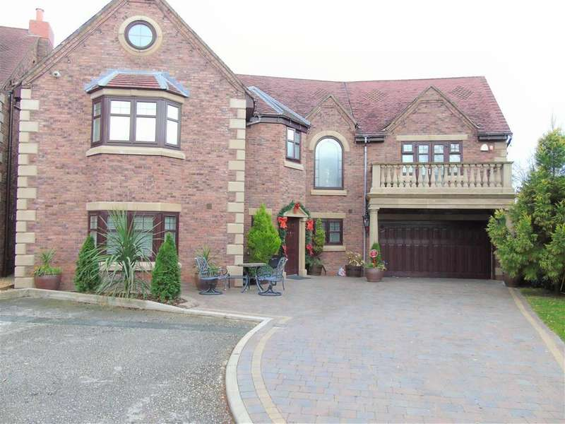 6 Bedrooms Detached House for sale in The Pottery, Melling