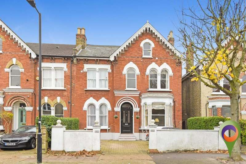 6 Bedrooms Semi Detached House for sale in Marmora Road, East Dulwich, SE22
