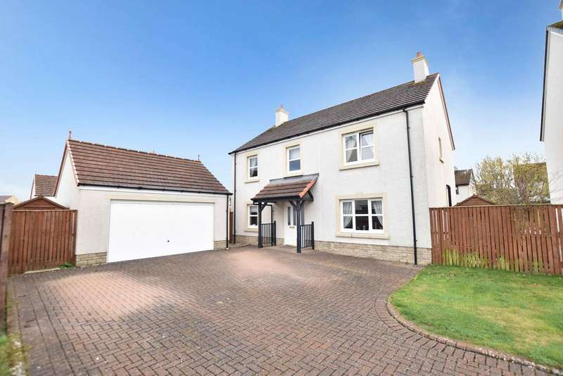 5 Bedrooms Detached Villa House for sale in 7 Young Crescent, Troon, Ka10 7NJ