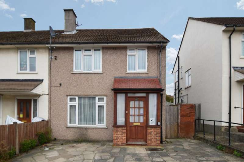 3 Bedrooms End Of Terrace House for sale in Bromhedge Eltham SE9
