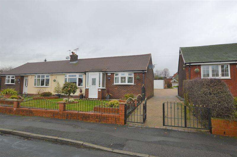 2 Bedrooms Semi Detached Bungalow for sale in Birch Mount, Rochdale