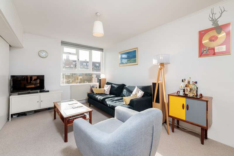 2 Bedrooms Flat for sale in Priory Court, Brooksby's Walk, Homerton, E9