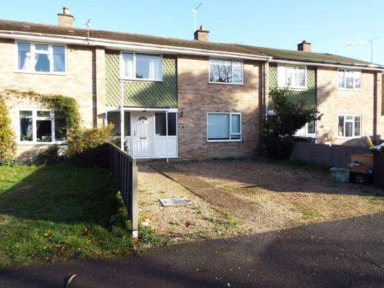3 Bedrooms Terraced House for sale in Mortimer, Reading, Berkshire