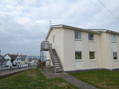 2 Bedrooms Flat for sale in Victoria Court, Rhosneigr, Sir Ynys Mon, LL64