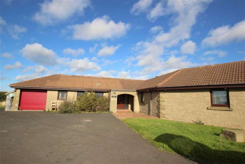 4 Bedrooms Detached Bungalow for sale in The Needles, Links Quarry, Newbiggin By The Sea, NE64