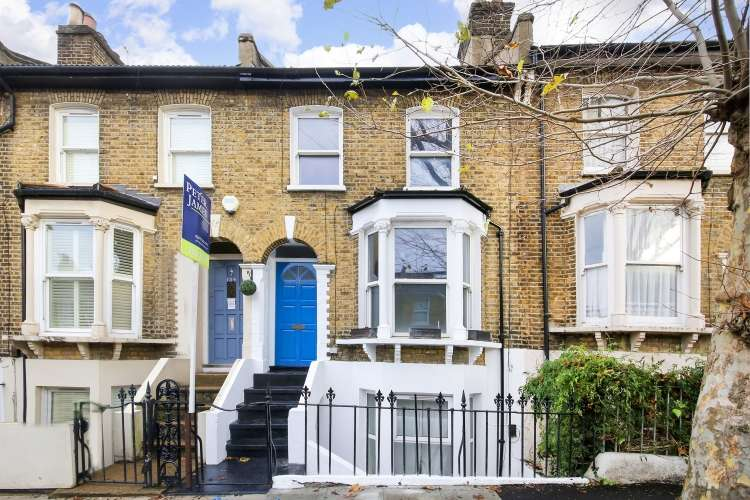 3 Bedrooms House for sale in Kimberley Avenue Nunhead SE15