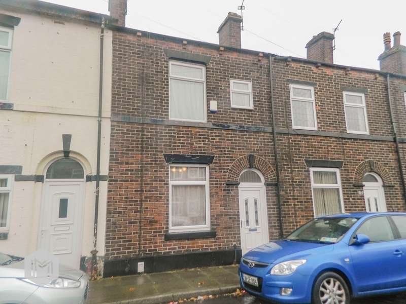2 Bedrooms Terraced House for sale in Bright Street, Radcliffe, Manchester, M26