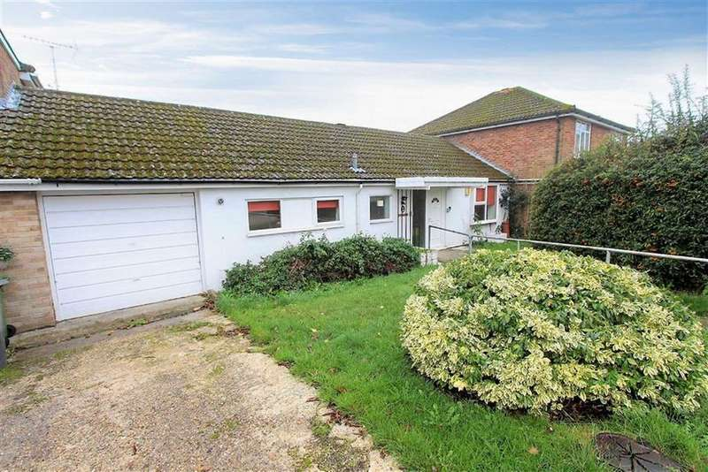 3 Bedrooms Bungalow for sale in Himley Green, Linslade