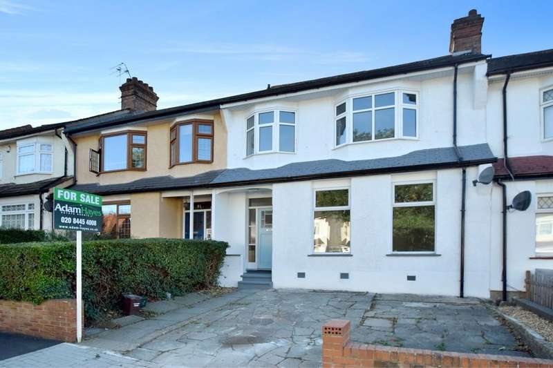 3 Bedrooms Terraced House for sale in Petworth Road, North Finchley, N12
