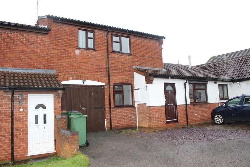 2 Bedrooms Semi Detached House for sale in Shenton Close, Whetstone, Leicester