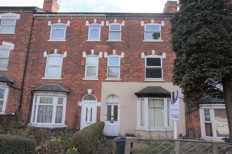 4 Bedrooms Terraced House for sale in Fentham Road, Erdington, Birmingham