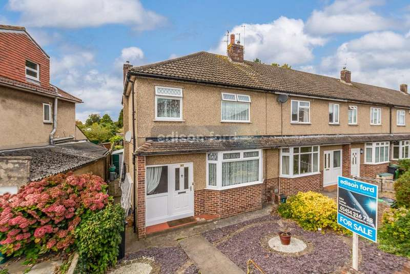 3 Bedrooms End Of Terrace House for sale in Fouracre Road, Bristol, BS16