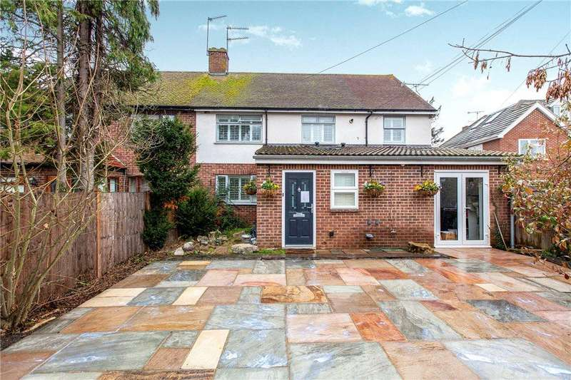 8 Bedrooms Semi Detached House for sale in St Leonards Road, Windsor, Berkshire, SL4