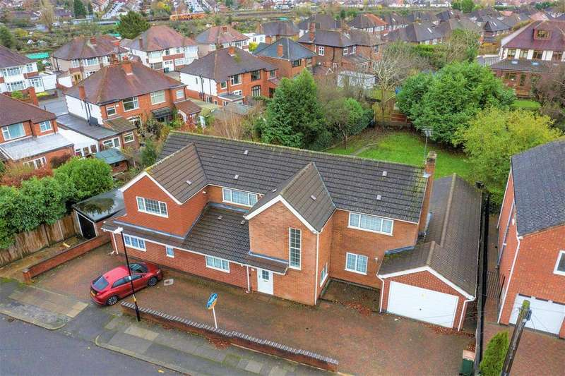 6 Bedrooms Detached House for sale in Asthill Grove, COVENTRY