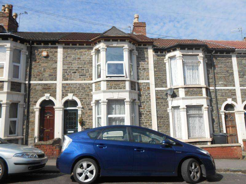 2 Bedrooms Terraced House for sale in Northcote Road, Bristol