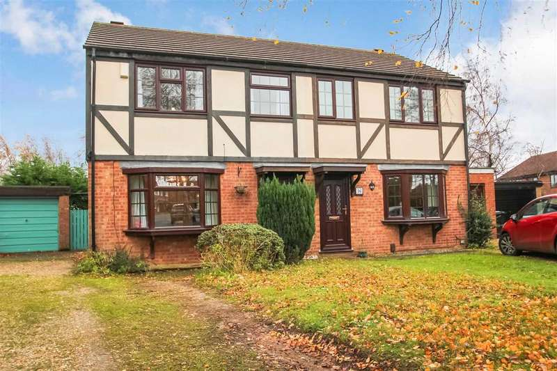 3 Bedrooms Semi Detached House for sale in Hibaldstow Road, Lincoln