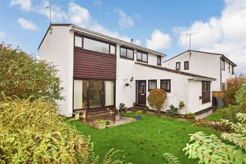 3 Bedrooms Detached House for sale in Morgans Hill Close, Nailsea, Bristol, North Somerset