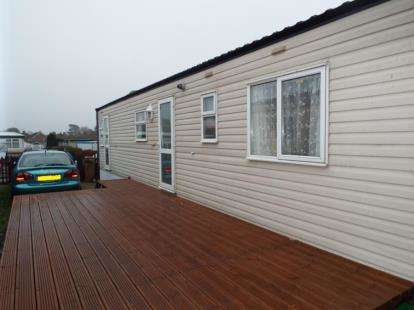 2 Bedrooms Mobile Home for sale in Stopsley Mobile Home Park, St. Thomas's Road, Luton, Bedfordshire