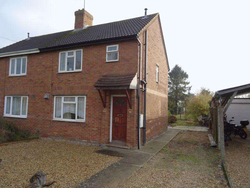 3 Bedrooms Semi Detached House for sale in Oldham Drive, Pinchbeck