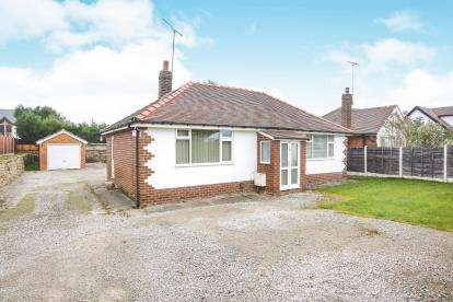 2 Bedrooms Bungalow for sale in Manor Road, Marple, Stockport, Cheshire