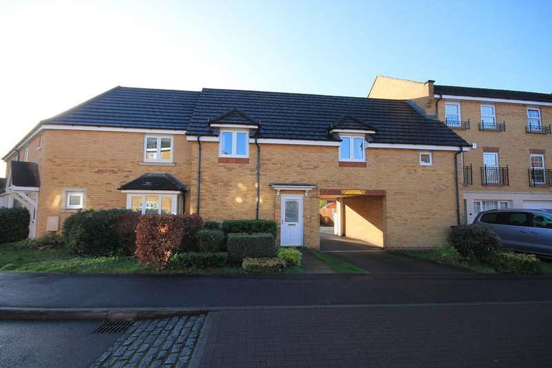 2 Bedrooms Coach House Flat for sale in Martingale Chase, Newbury, Newbury, RG14