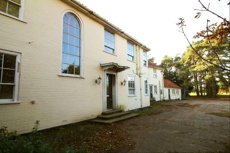 5 Bedrooms Detached House for sale in Watton, Driffield, YO25