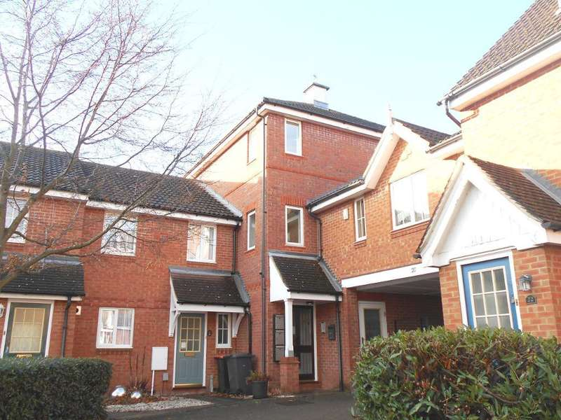 2 Bedrooms Flat for sale in Dorsey Drive, Bedford, Bedfordshire, MK42 9FL