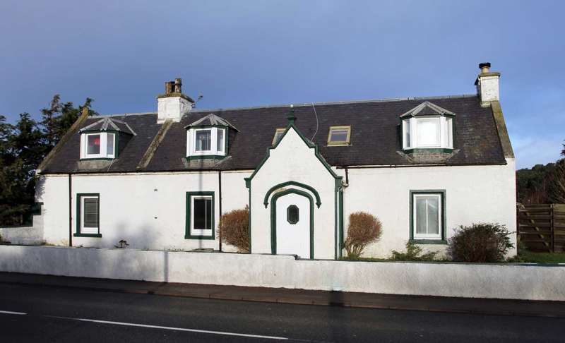 5 Bedrooms Detached House for sale in Inverness Road, Nairn