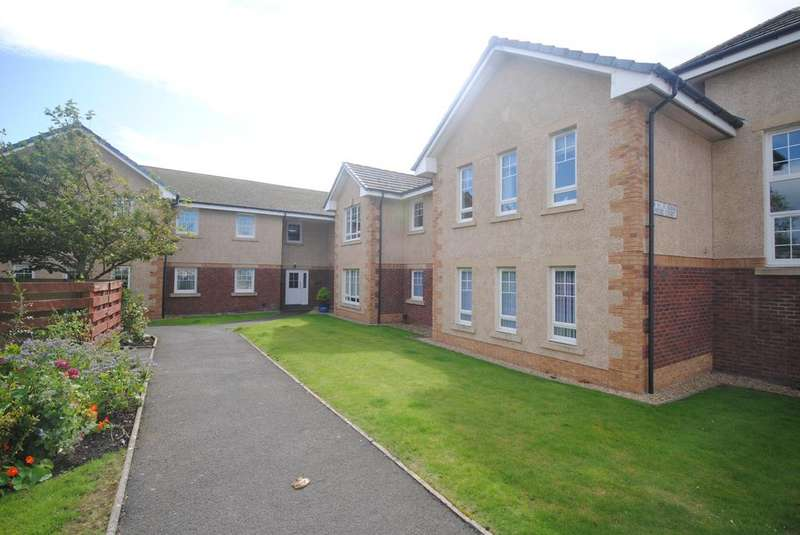 1 Bedroom Apartment Flat for sale in Adam Wood Court, Troon KA10
