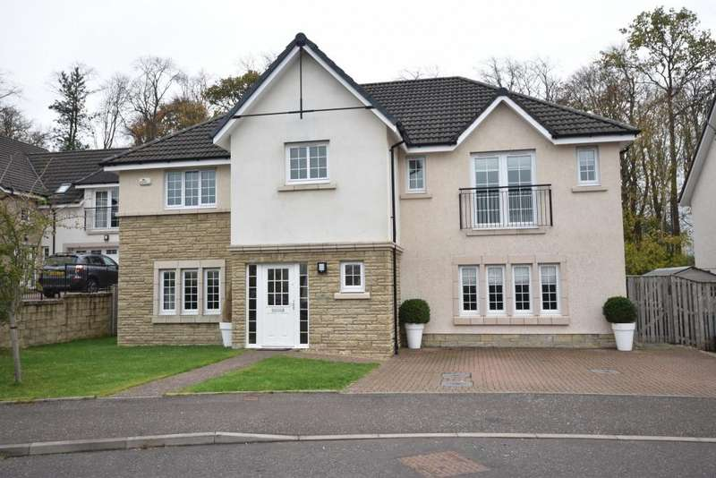 5 Bedrooms Detached Villa House for sale in 20 Lapwing Crescent, Motherwell, ML1 2FP